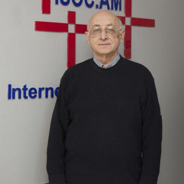 Igor Mkrtumyan   Organization President