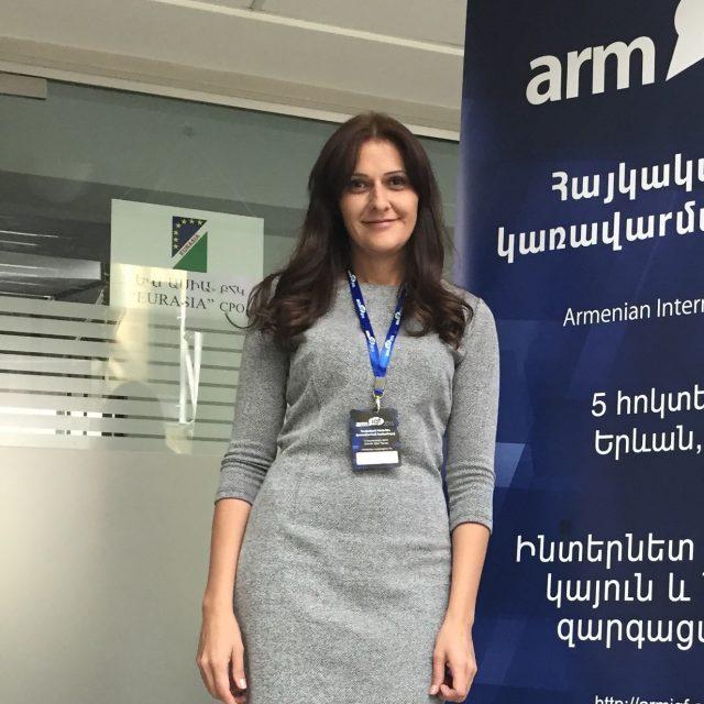 Kristina Babajanyan (Board Vice-Chair)